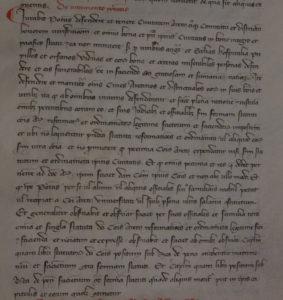 Statuto Arezzo 1327